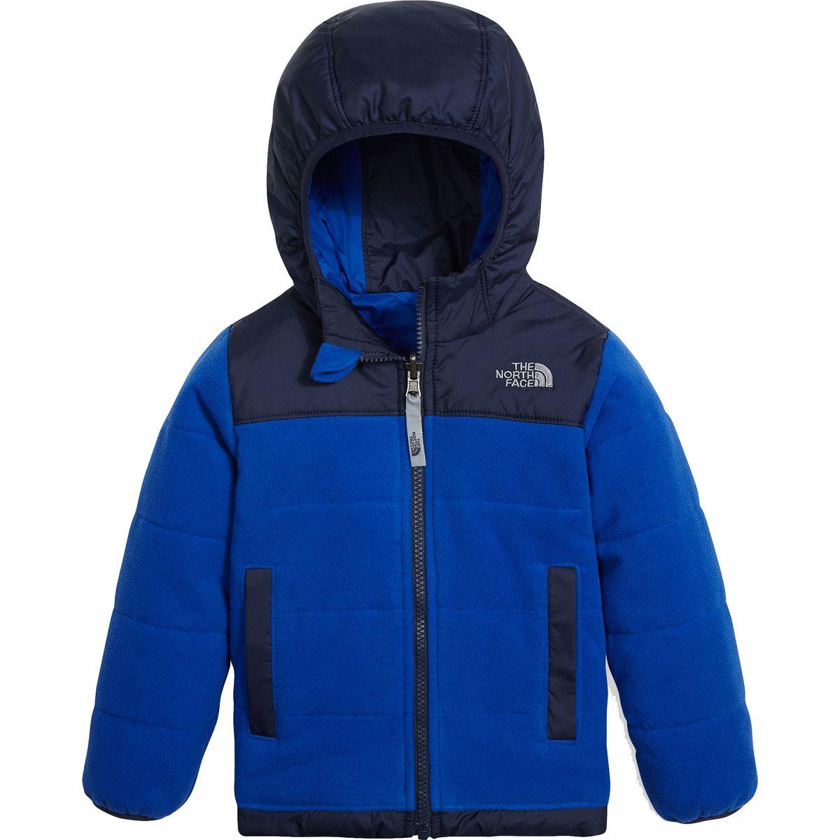 The North Face True Or False Reversible Fleece Jacket - Toddler Boys
