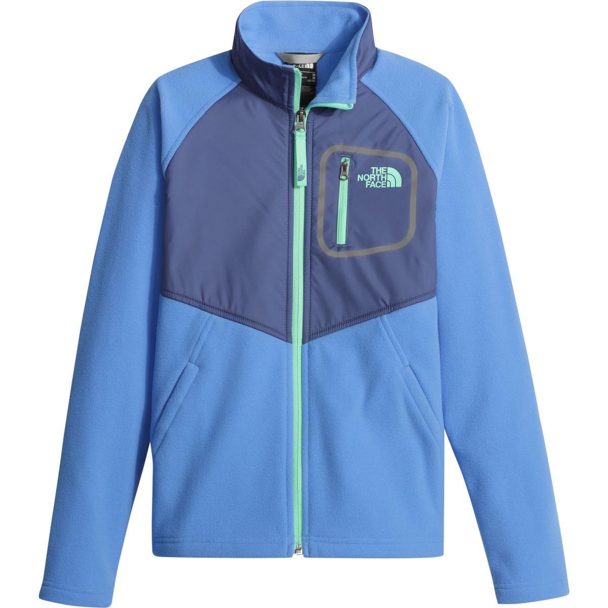 The North Face Glacier Track Jacket - Girls