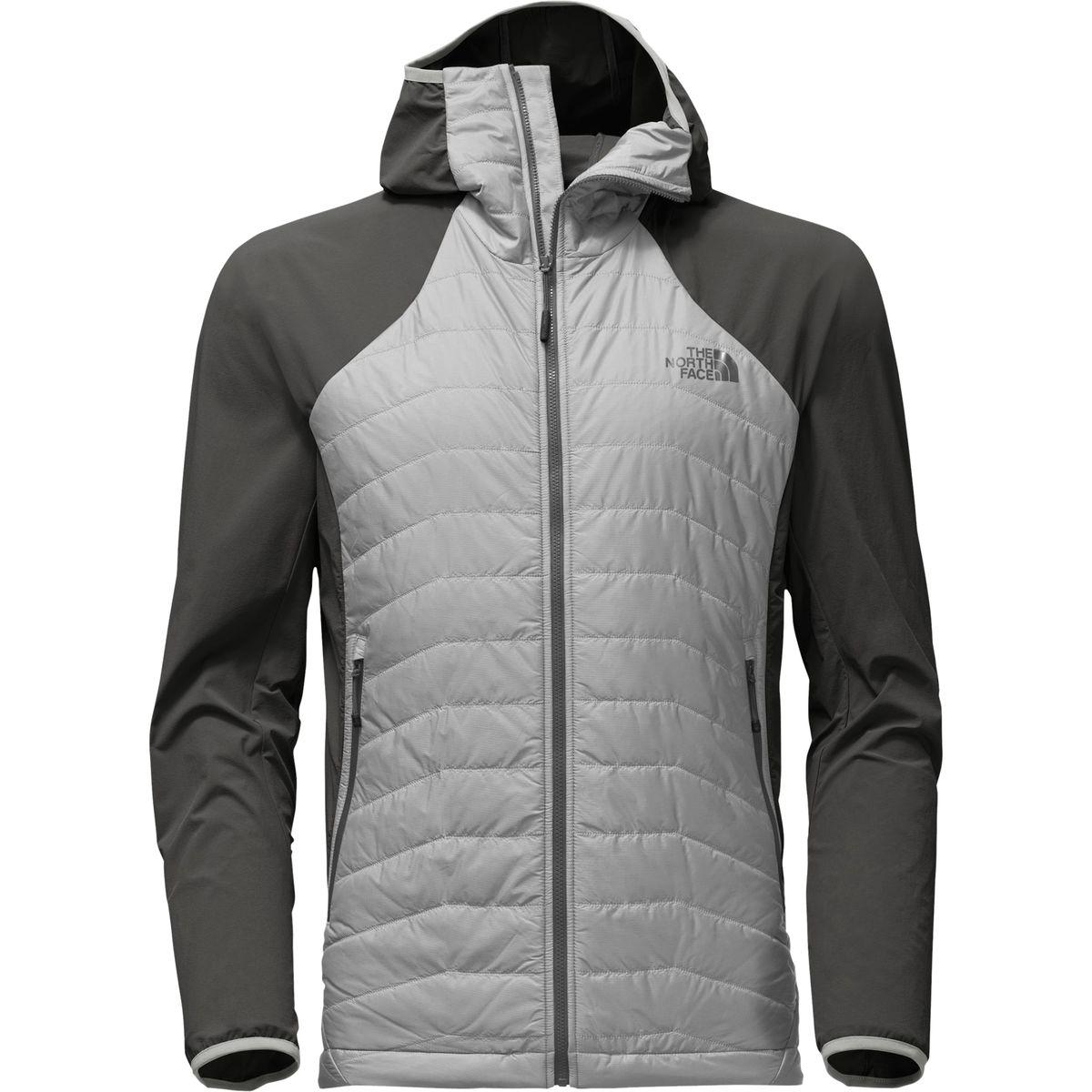 The North Face Progressor Insulated Hybrid Hooded Jacket - Men