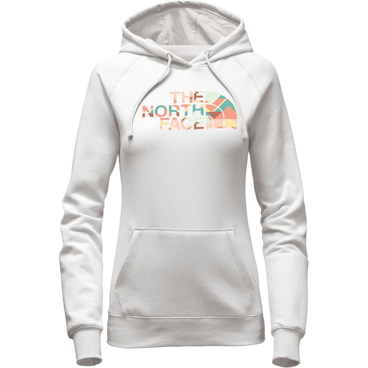 The North Face Patterned Half Dome Pullover Hoodie - Women
