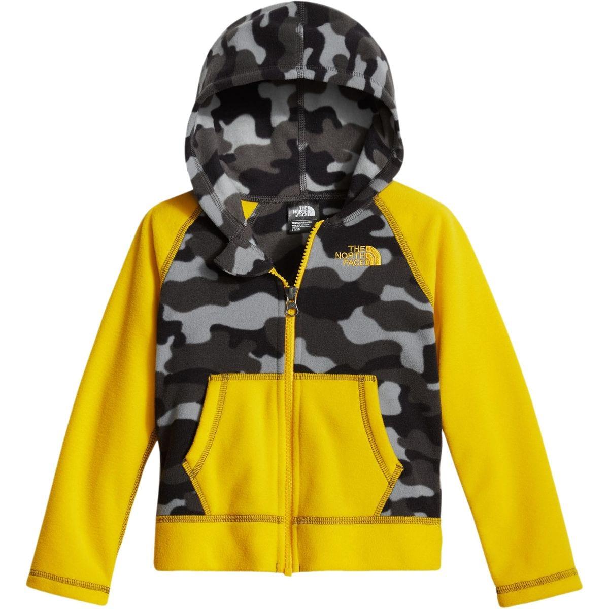 The North Face Glacier Hooded Fleece Jacket - Toddler Boys