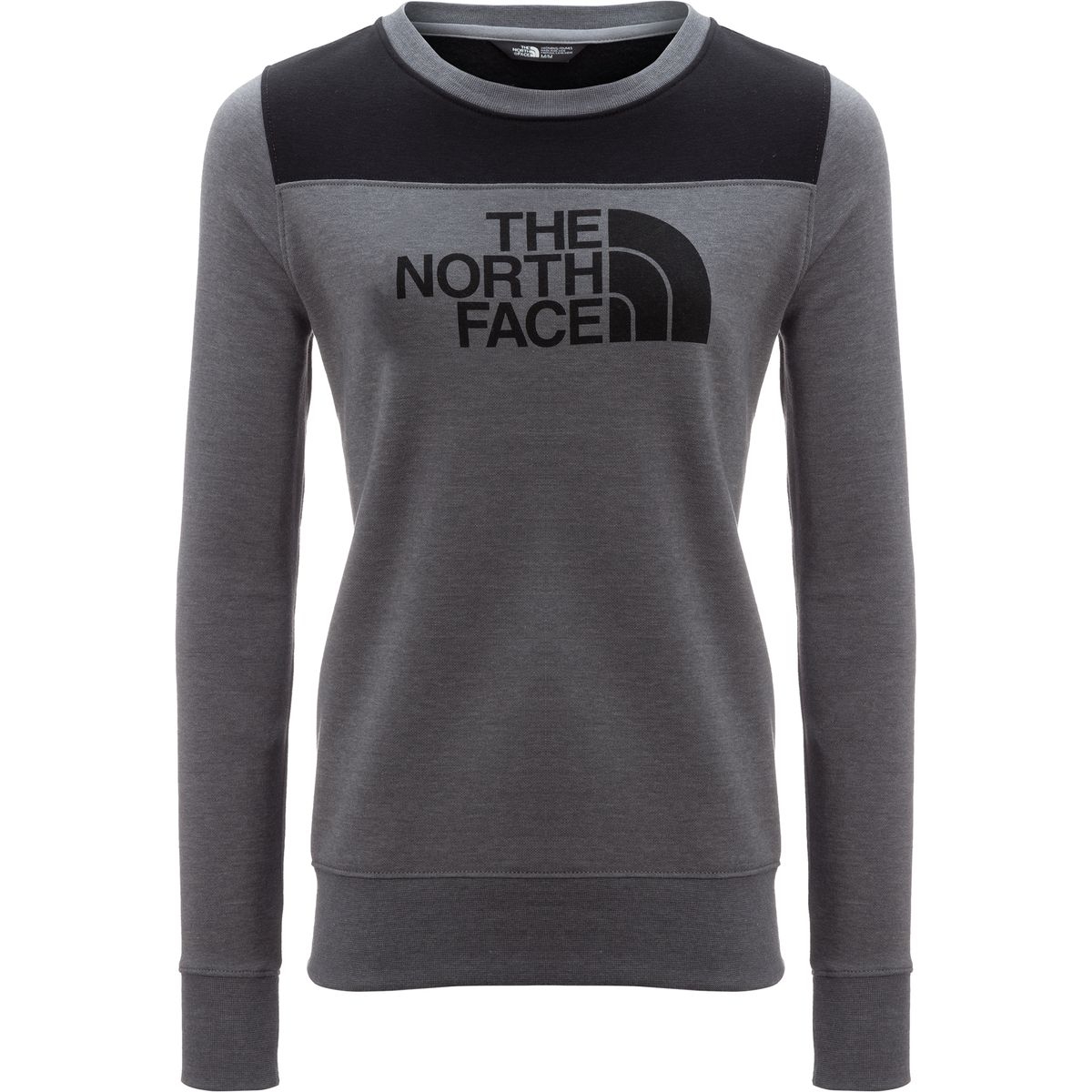 The North Face Half Dome Fleece Crew Pullover Sweatshirt - Women