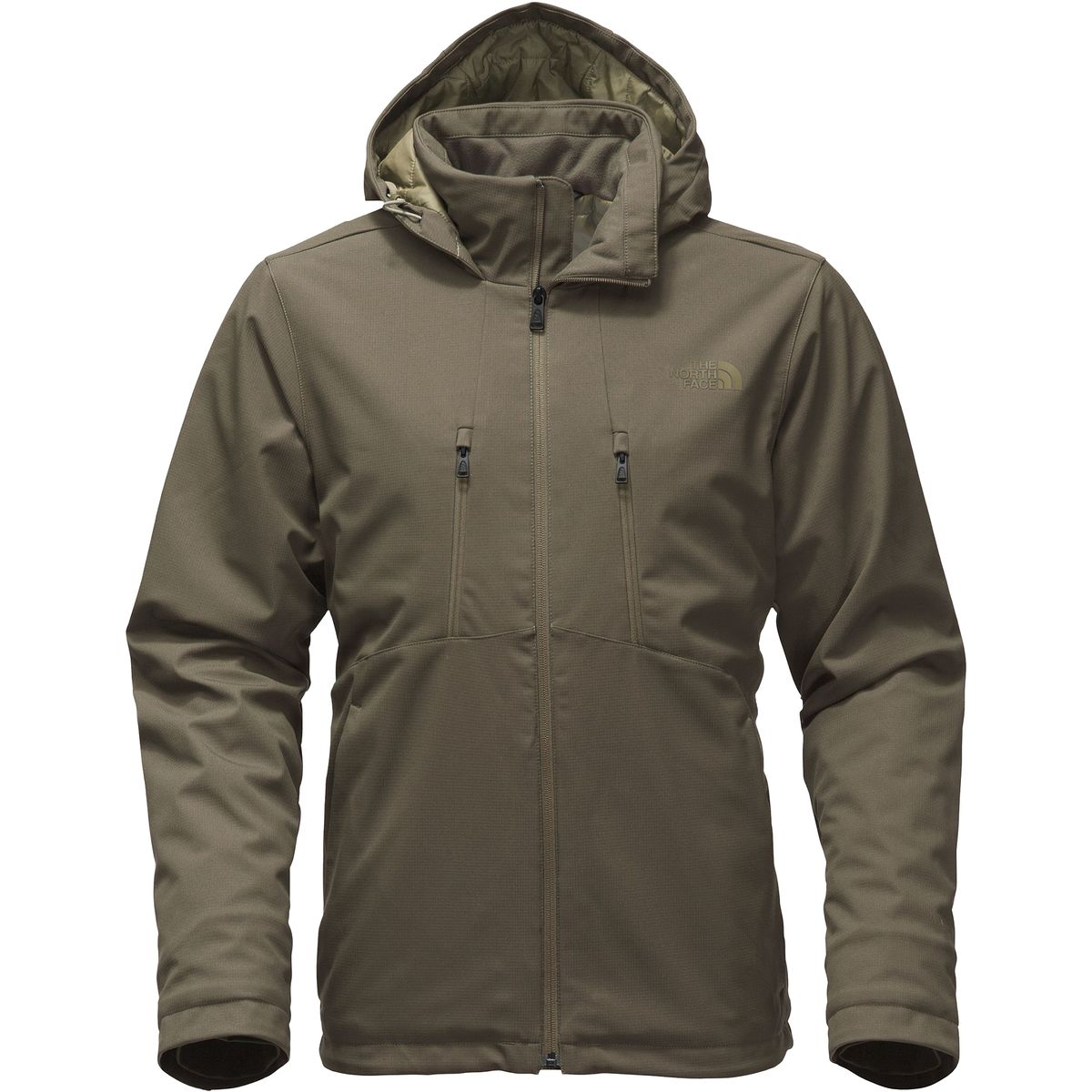 The North Face Apex Elevation Hooded Softshell Jacket - Men