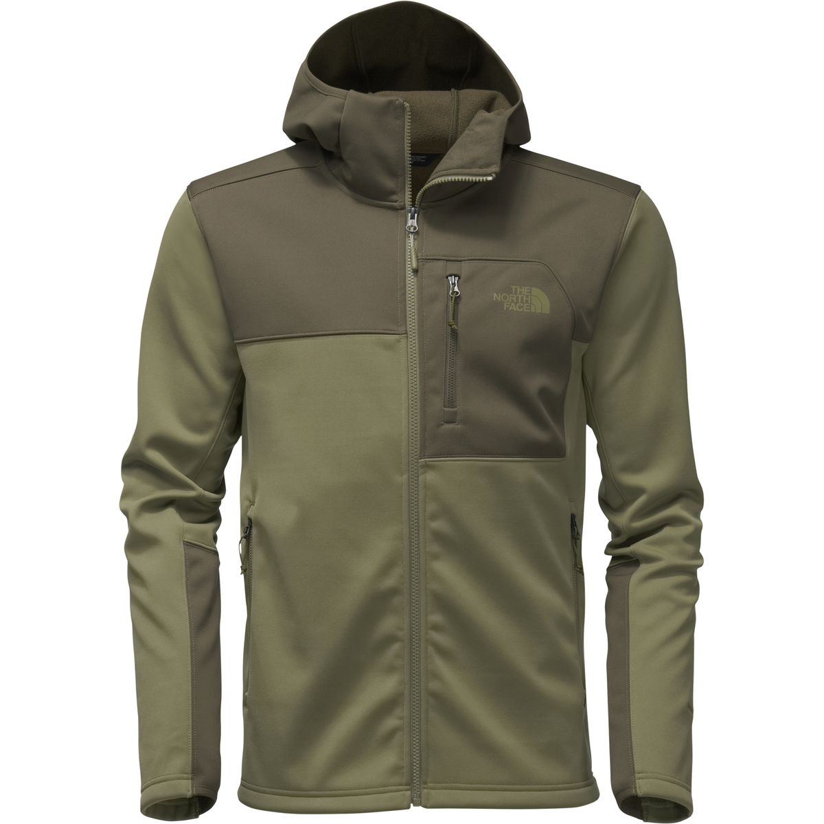 The North Face Apex Risor Hooded Softshell Jacket - Men