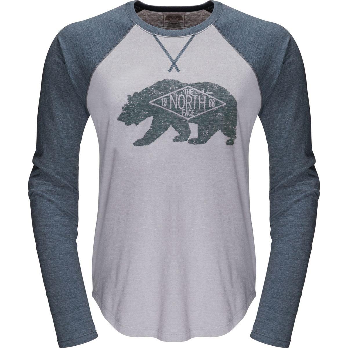The North Face Bearitage Baseball T-Shirt - Long-Sleeve - Men