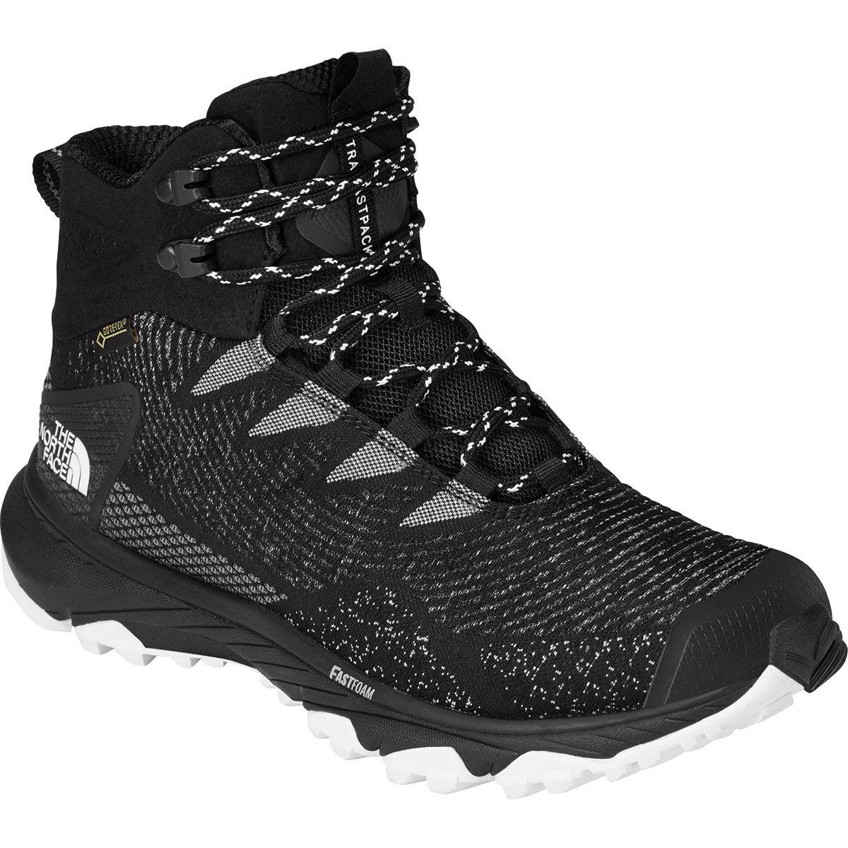 The North Face Ultra Fastpack III Mid GTX Woven Hiking Boot - Women's Tnf Black/Tnf White, 6.5 TNF04EI-TNFBLAWH-S65