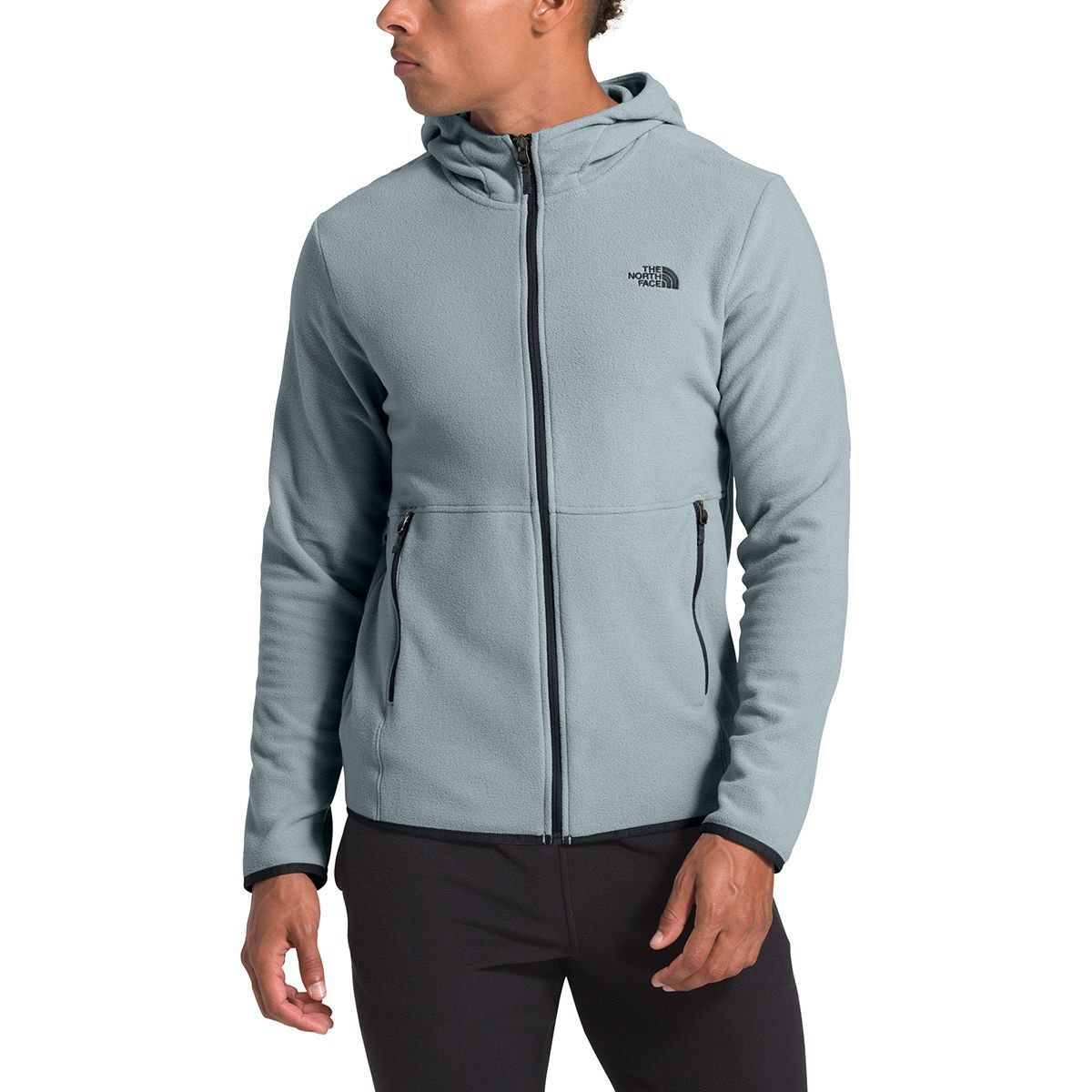 TKA Glacier Full-Zip Hooded Fleece Jacket - Men