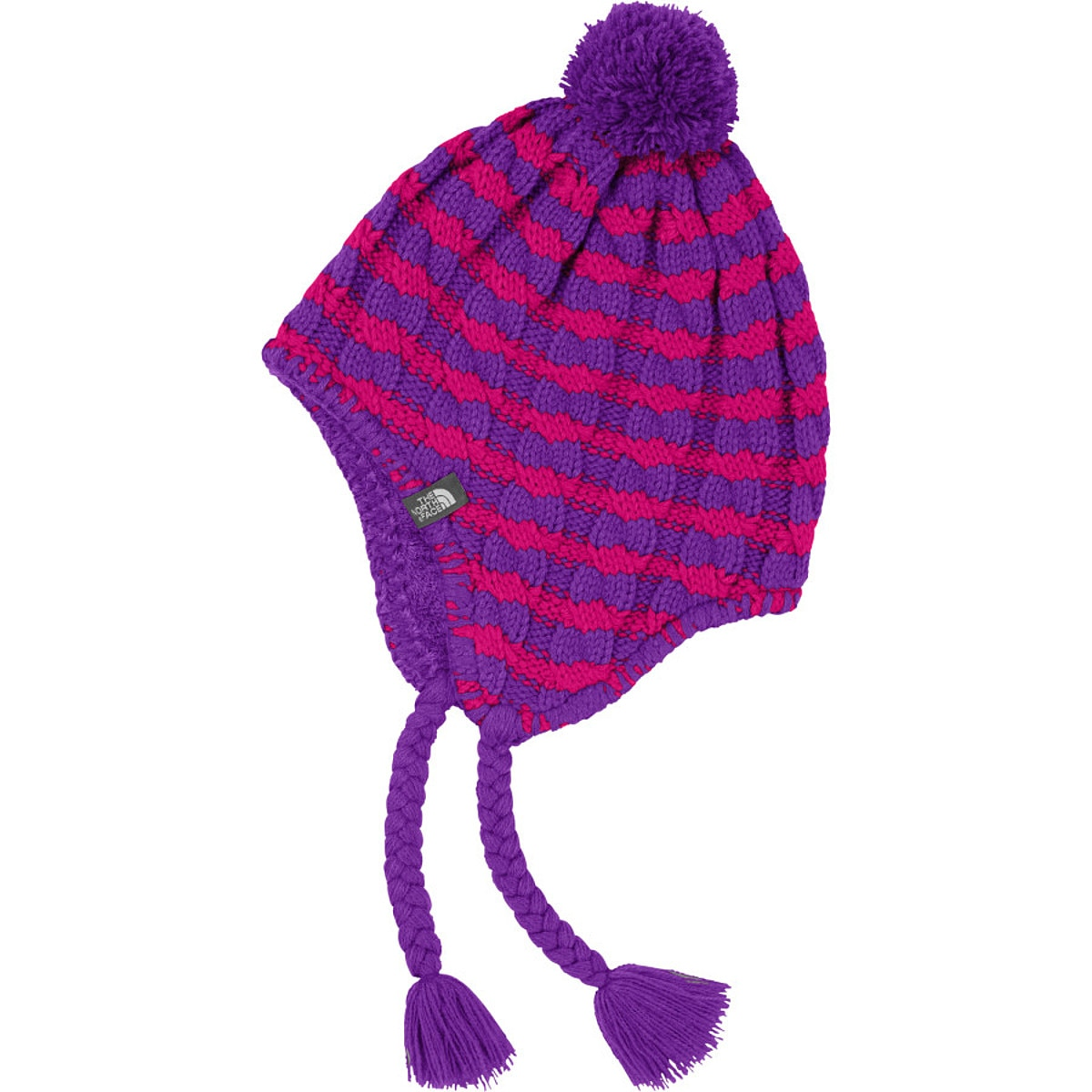 The North Face Fuzzy Earflap Beanie - Girls