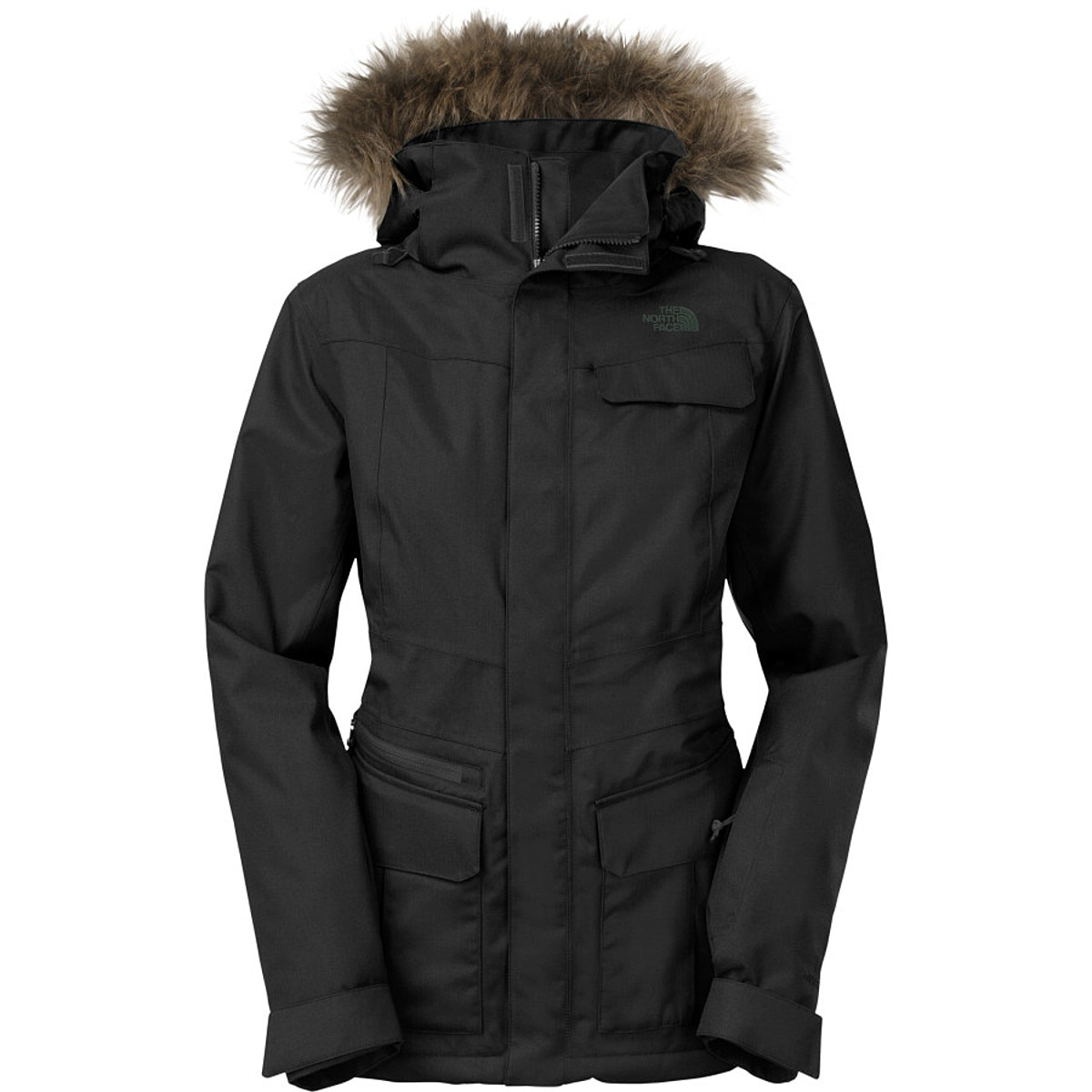 photo: The North Face Baker Delux Jacket