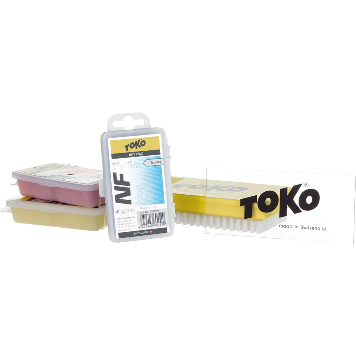 Toko Basic Hot Wax Kit One Color One Size