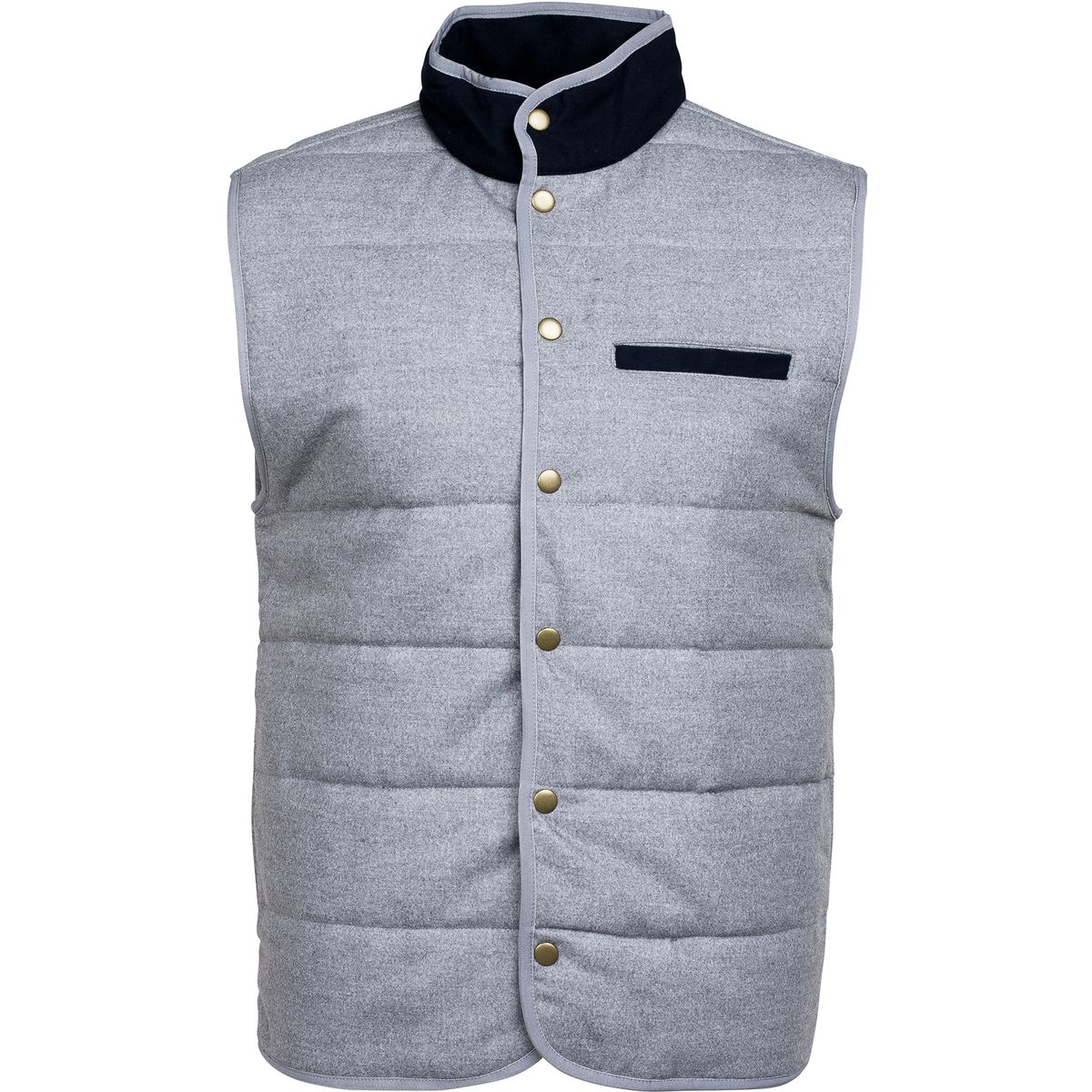 United by Blue Debar Insulated Wool Vest - Men