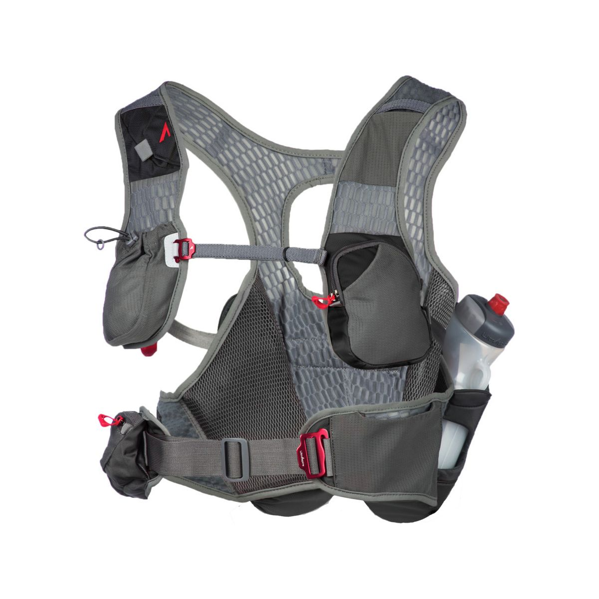 photo: UltrAspire Kinetic Bottle Vest