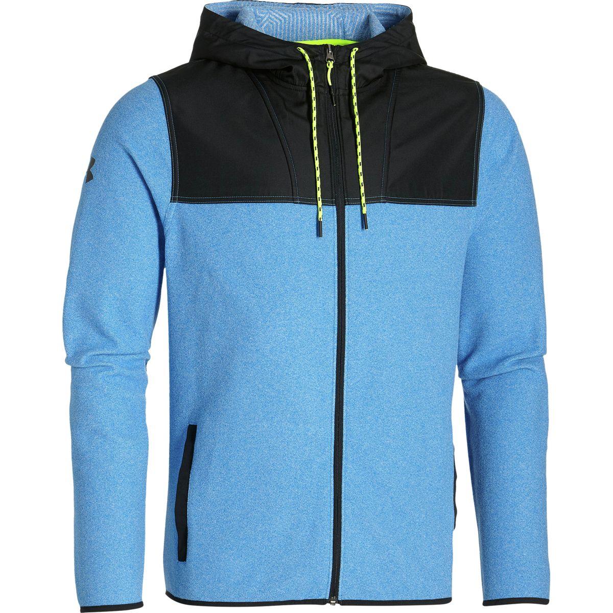 Under Armour ColdGear Infrared Survival Hooded Fleece Jacket - Men
