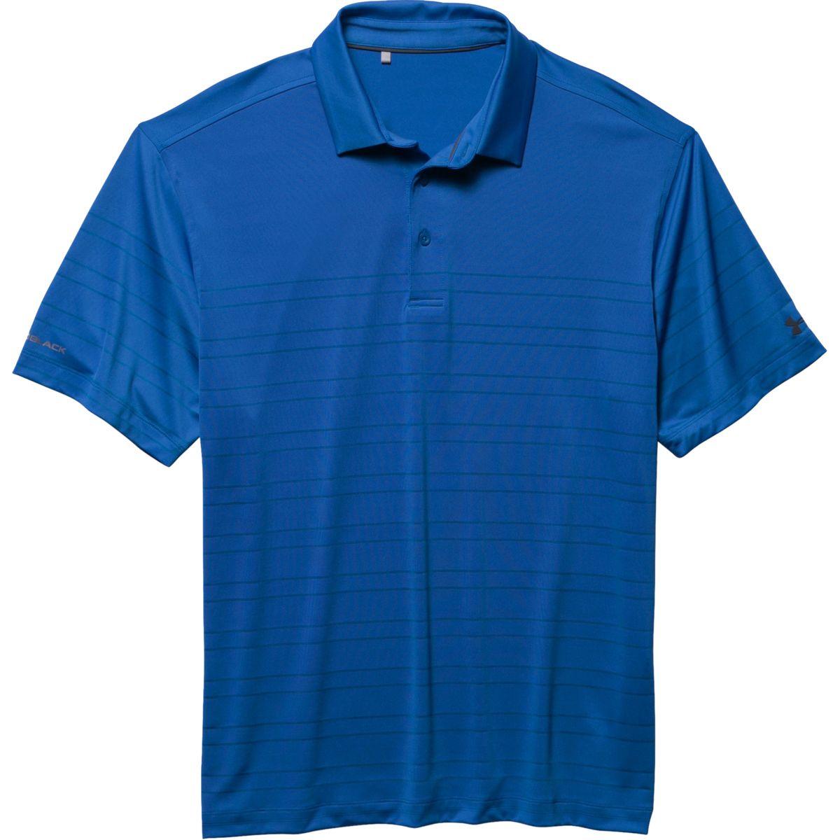 Under Armour Coldblack Carry Polo Shirt Men 39 S Ebay