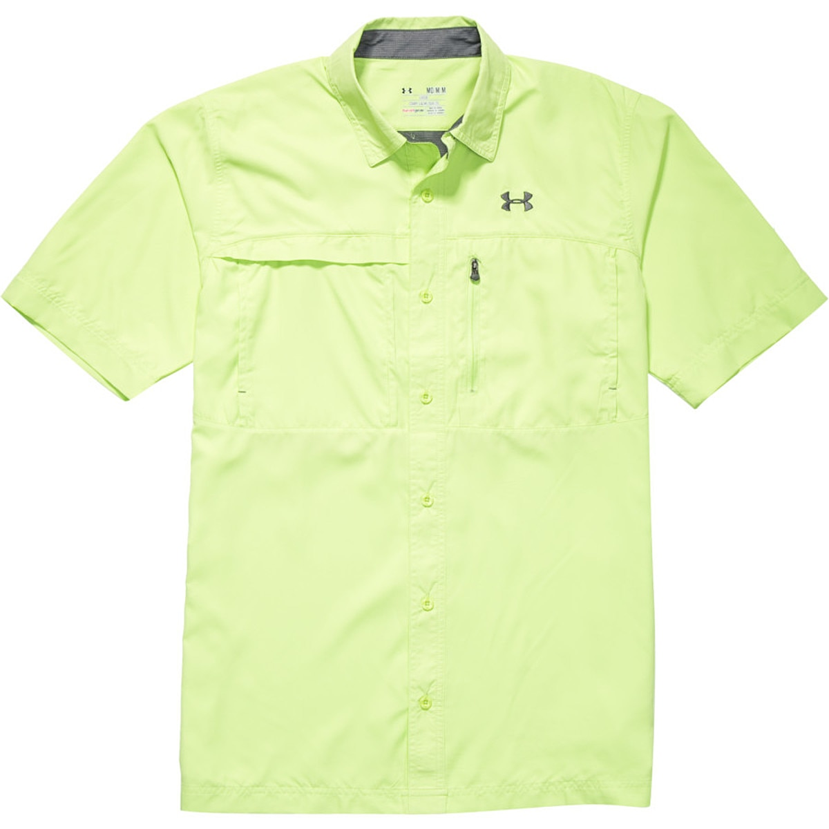 photo: Under Armour Flats Guide II Shortsleeve