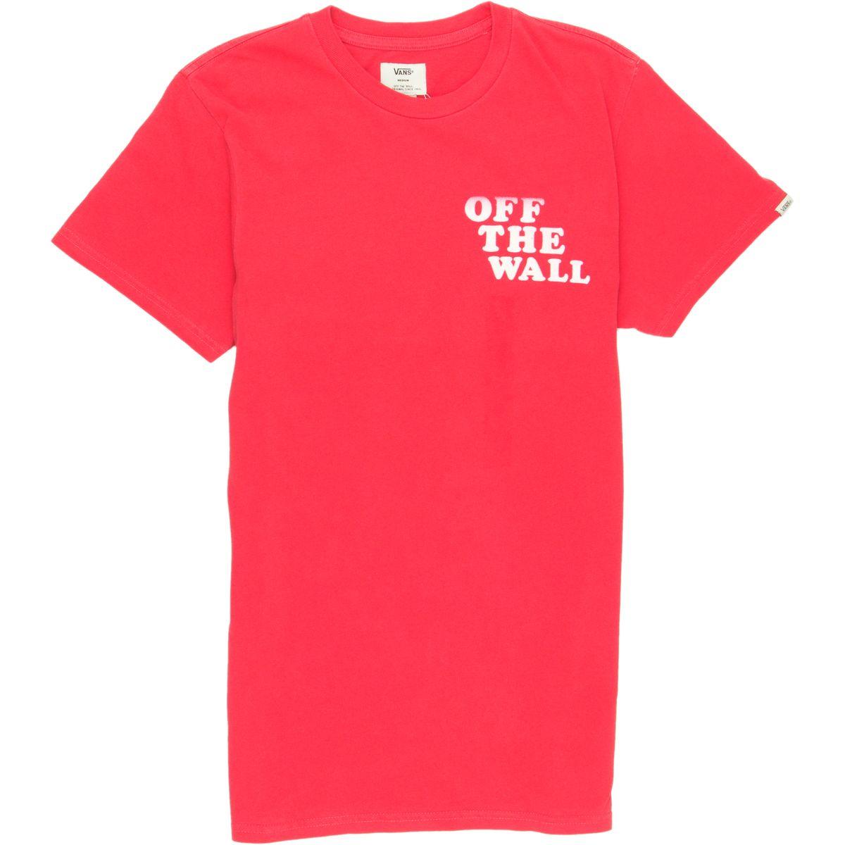 Vans OTW Flock T-Shirt - Short-Sleeve - Men