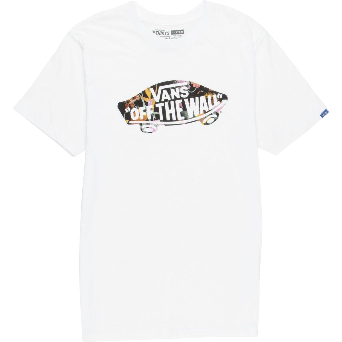 Vans OTW Logo Fill T-Shirt - Short-Sleeve - Men
