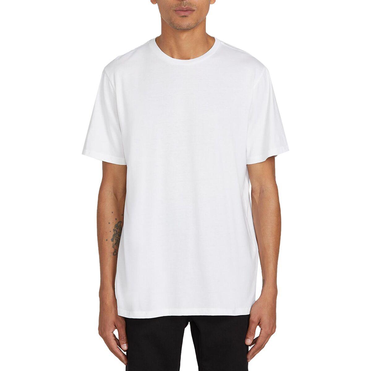 Volcom Solid Slim T-Shirt - Men