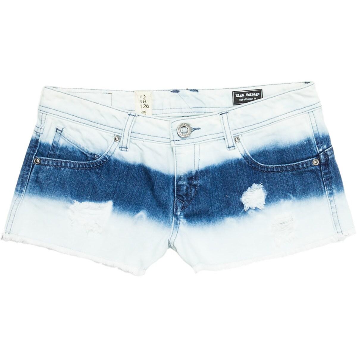 Volcom High Voltage Embellished Shorts - Women's
