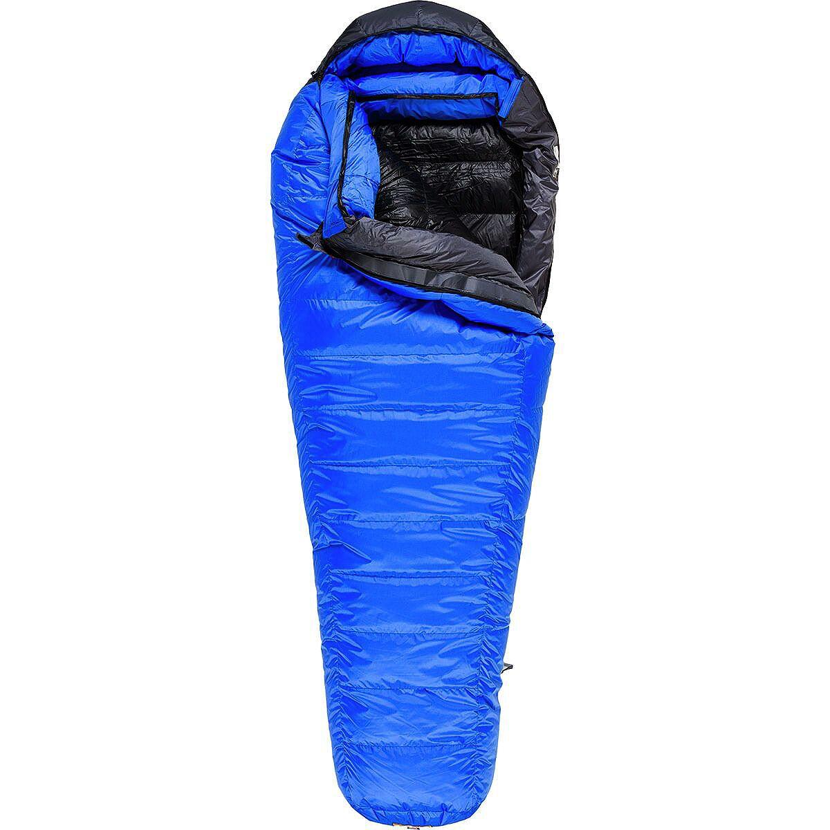 Western Mountaineering Puma Gore WS Sleeping Bag: -25 Degree Down Royal Blue, 5ft 6in/Left Zip