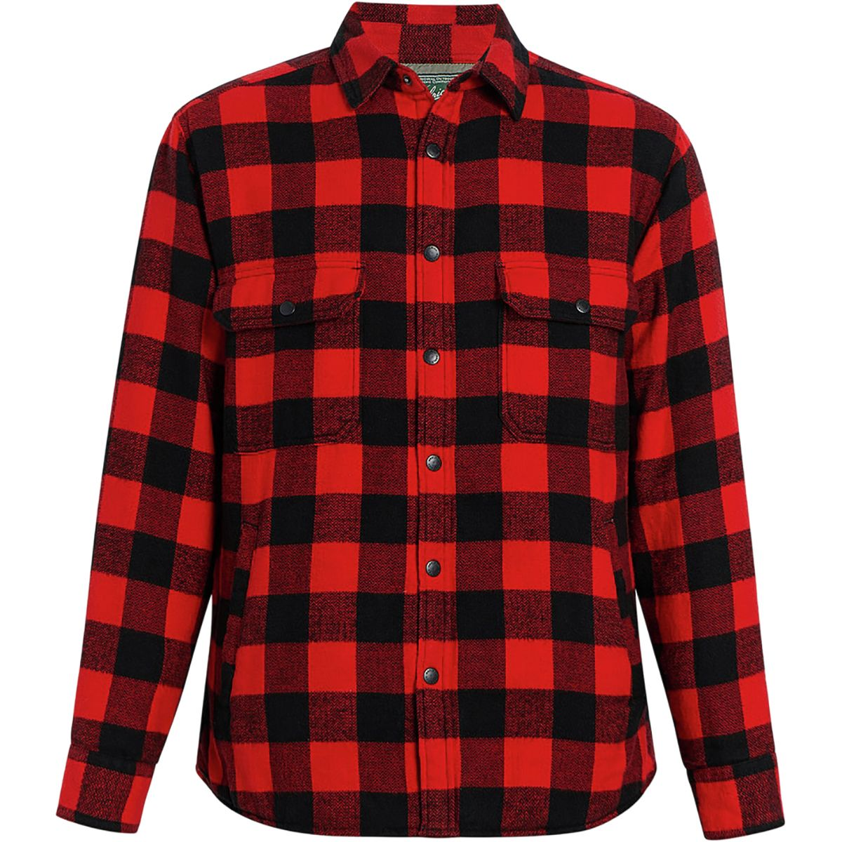 Woolrich Oxbow Bend Lined Jac Shirt - Long-Sleeve - Men