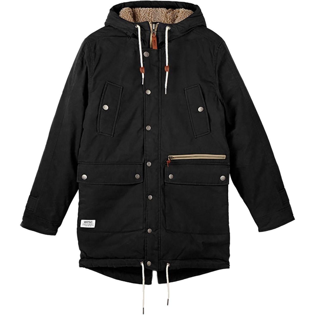 WeSC Myron Hooded Padded Jacket - Men