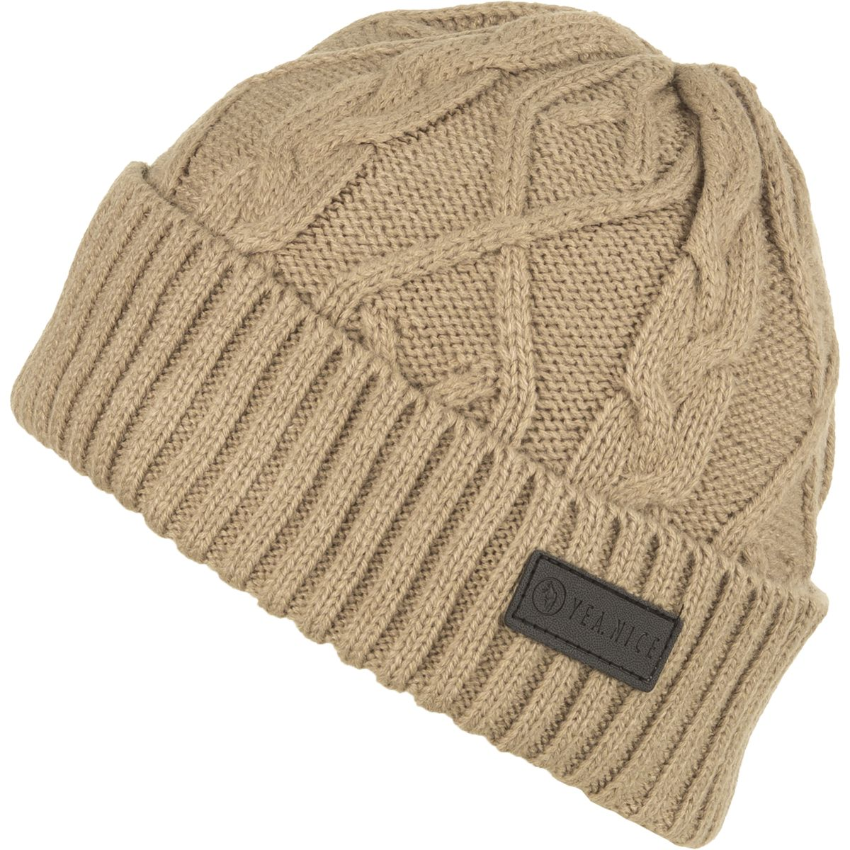 YeaNice Cable Beanie