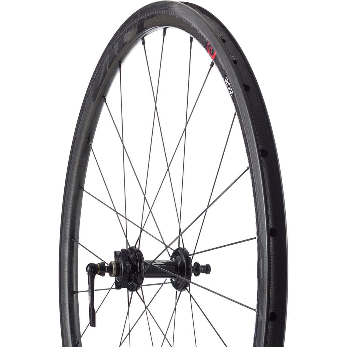 Zipp 202 Carbon Clincher Disc Brake Wheel