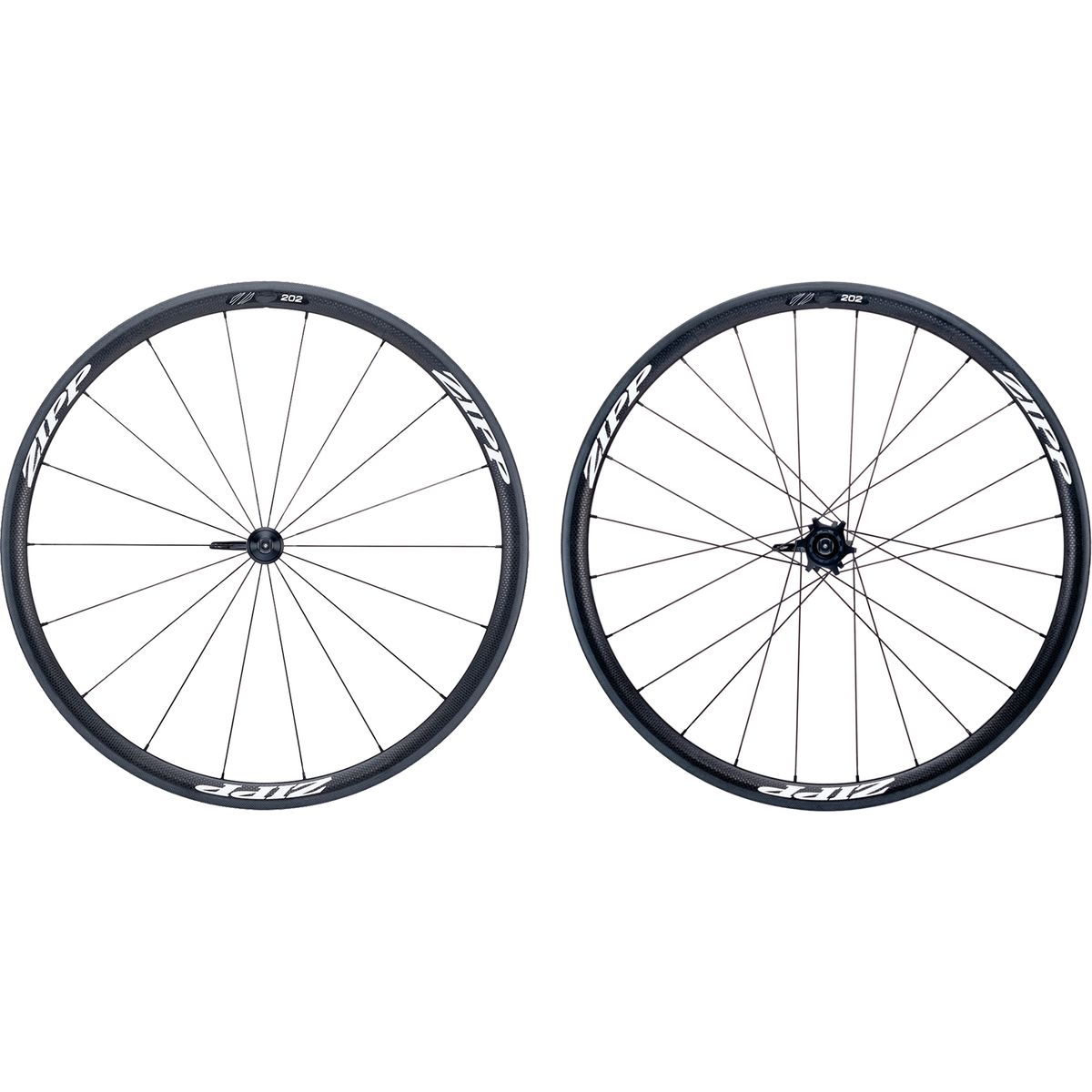 Zipp 202 Carbon Road Wheelset  Tubular