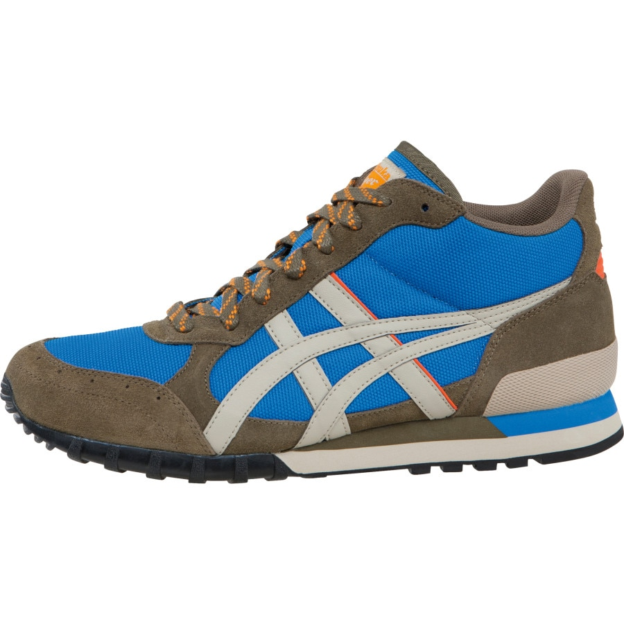 Asics Mens All Leather Shoe
