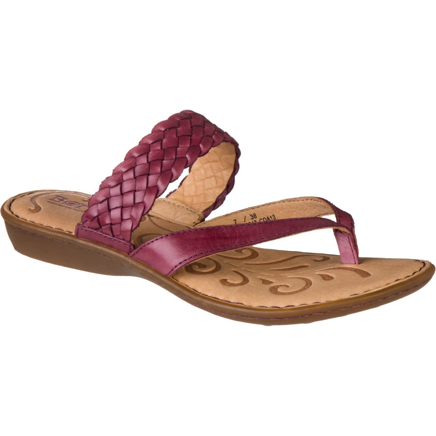 Awesome Flaunt Your Fashion Sense With The Womens Born Marylu Sandal Featuring Fullgrain Leather Upper, This Opanka Handcrafted Strappy Sandal Has An Adjustable Buckle Closure That Provides An Optimal Fit Lined With Vegetable Leather