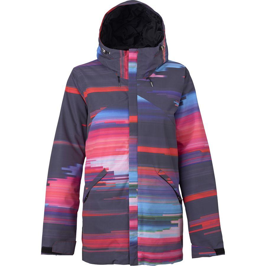 Burton womens jackets