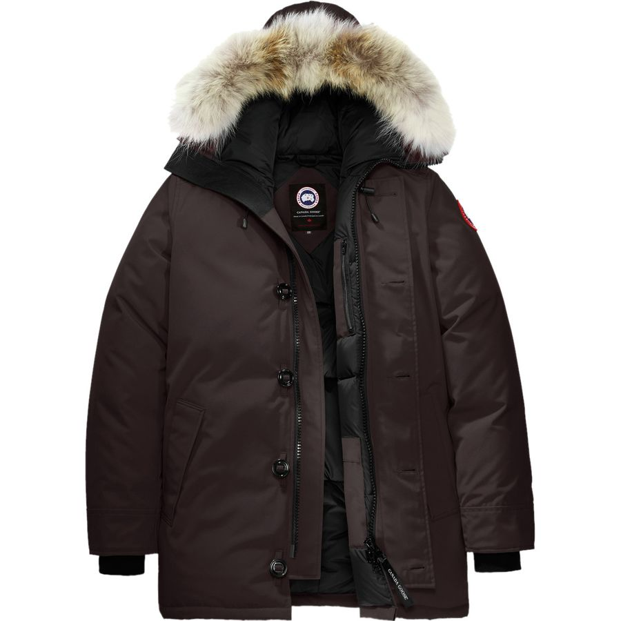 Canada Goose Chateau Down Parka Men S Backcountry Com