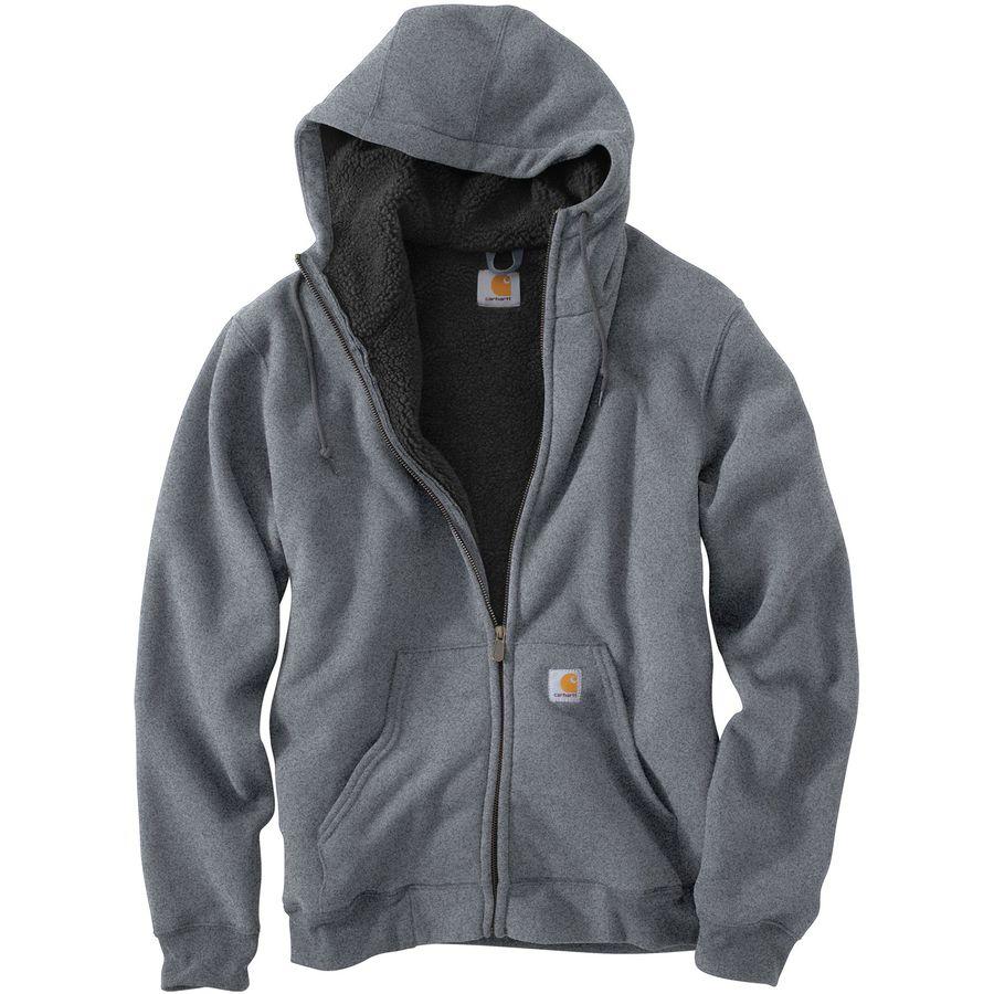 Carhartt zip hoodie