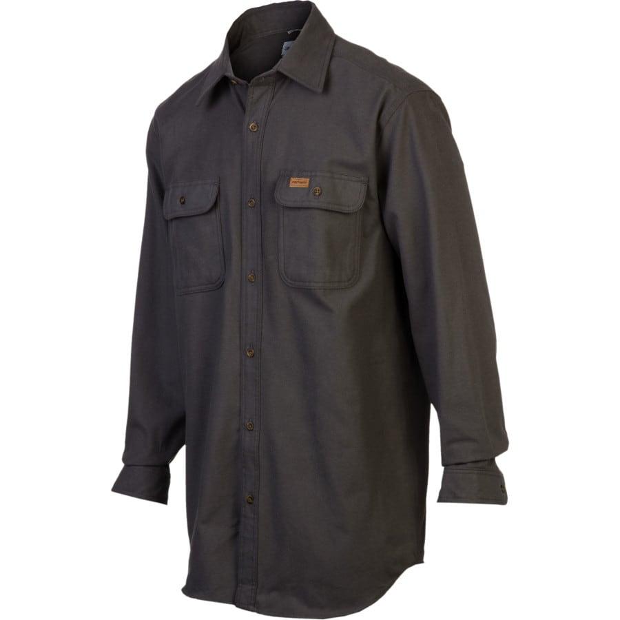 Carhartt Chamois Shirt - Long-Sleeve - Men's | Backcountry.com