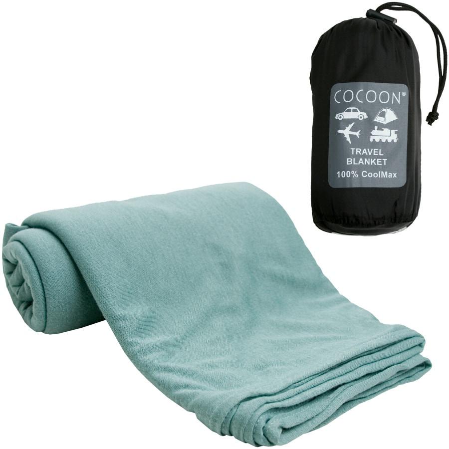 Knitting Pattern Travel Blanket : Cocoon CoolMax Travel Blanket Backcountry.com
