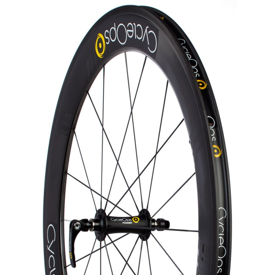 CycleOps PowerTap 65mm G3 Carbon Road Wheelset