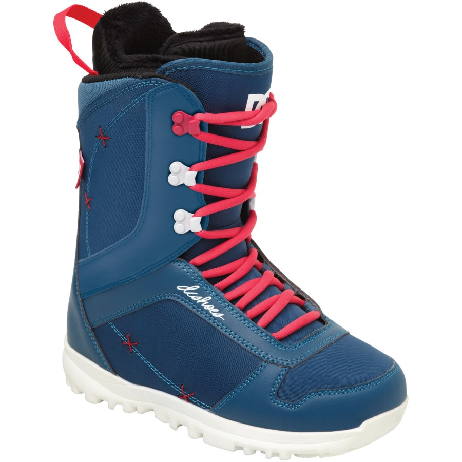 Wonderful DC Shoes Mora Snowboard Boots For Women In Rose Gold