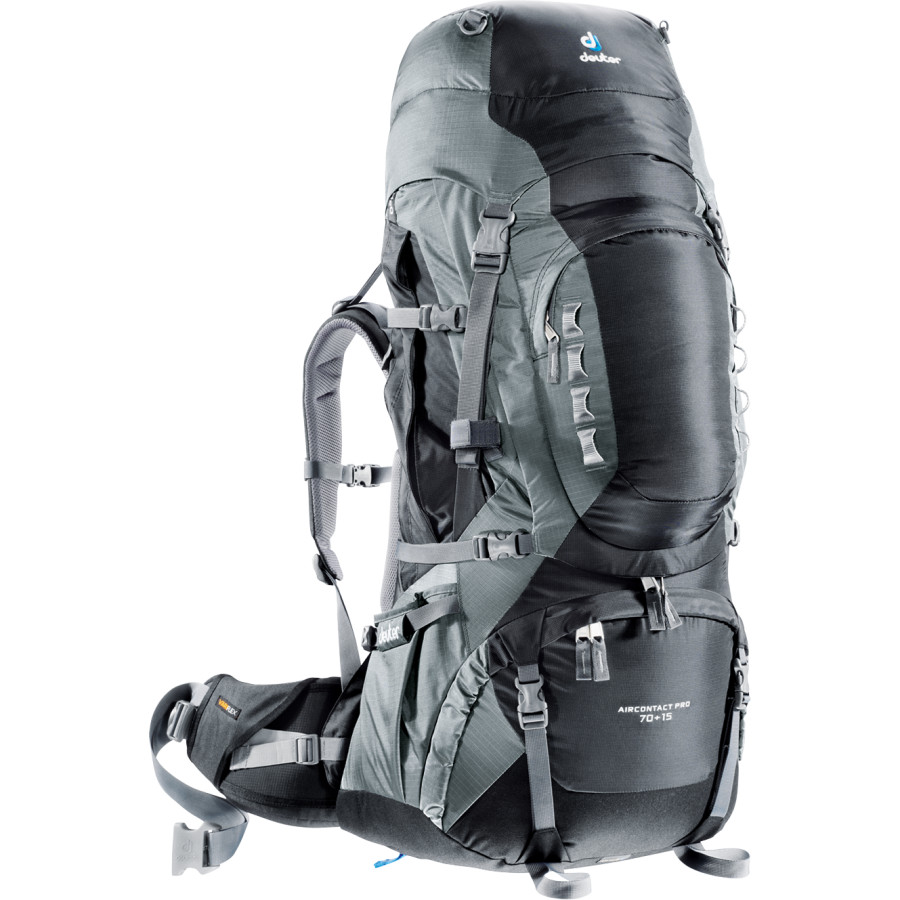 deuter aircontact pro 70 15 backpack 4271cu in. Black Bedroom Furniture Sets. Home Design Ideas