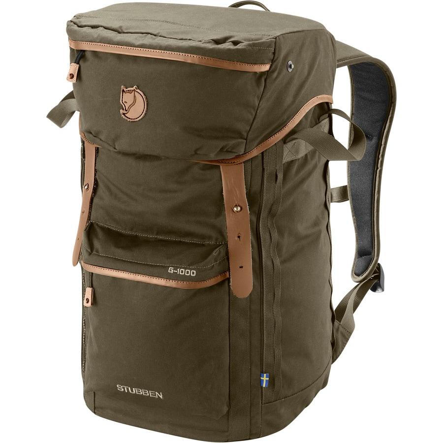 Fjallraven Stubben 27l Backpack Backcountry Com