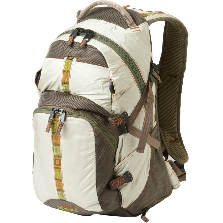 Fishpond piney creek tech fly fishing backpack 1220cu in for Fly fishing backpack