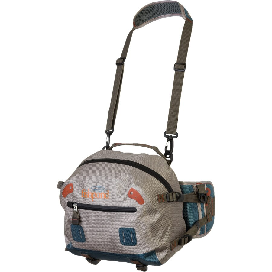 Westwater Guide Fly Fishing Lumbar Pack 460cu In Fly