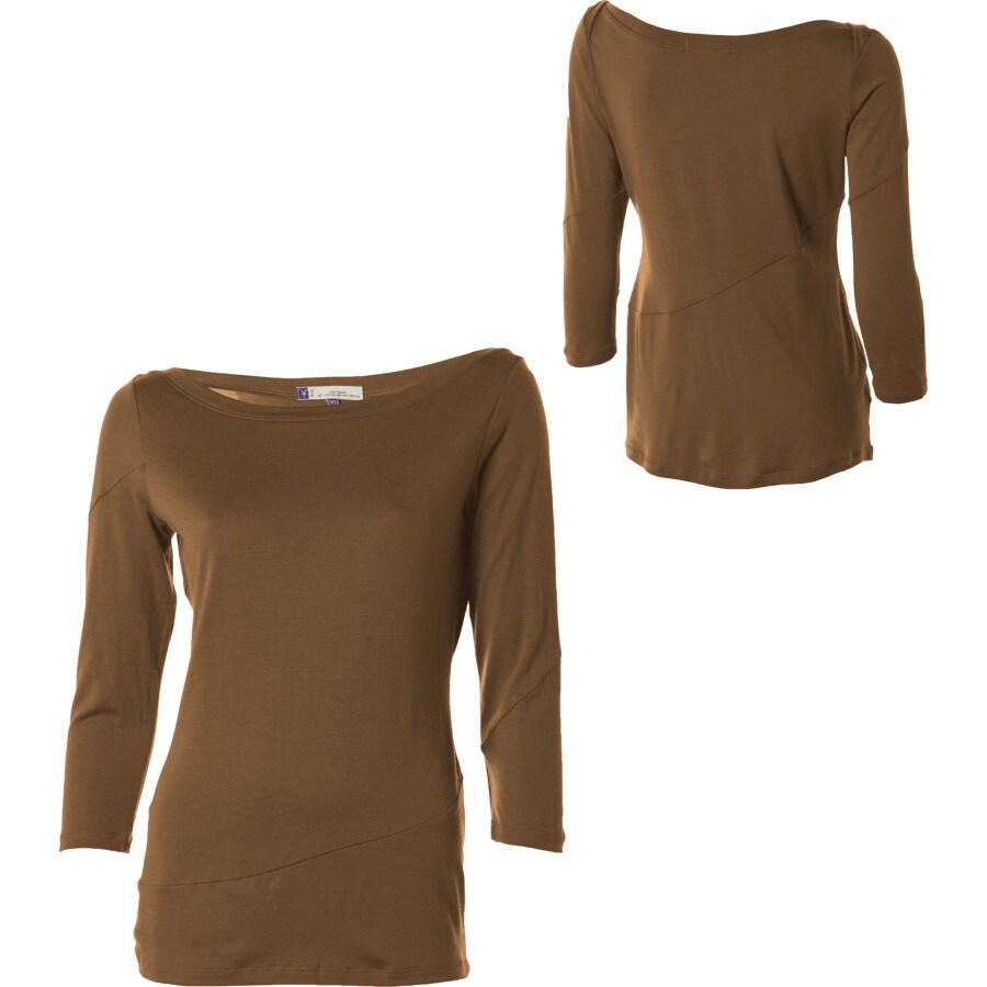 Ibex 17 5 boat neck t shirt long sleeve women 39 s for Boat neck t shirt women s