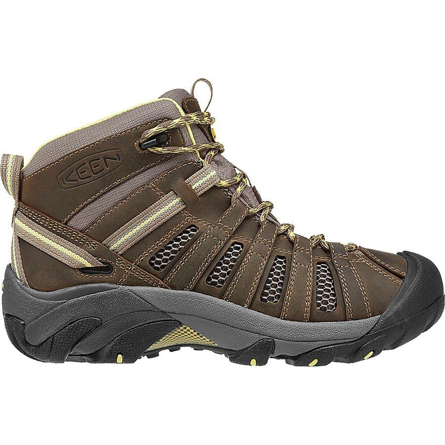 Amazing KEEN Durand Mid WP Hiking Boot - Womenu0026#39;s | Backcountry.com