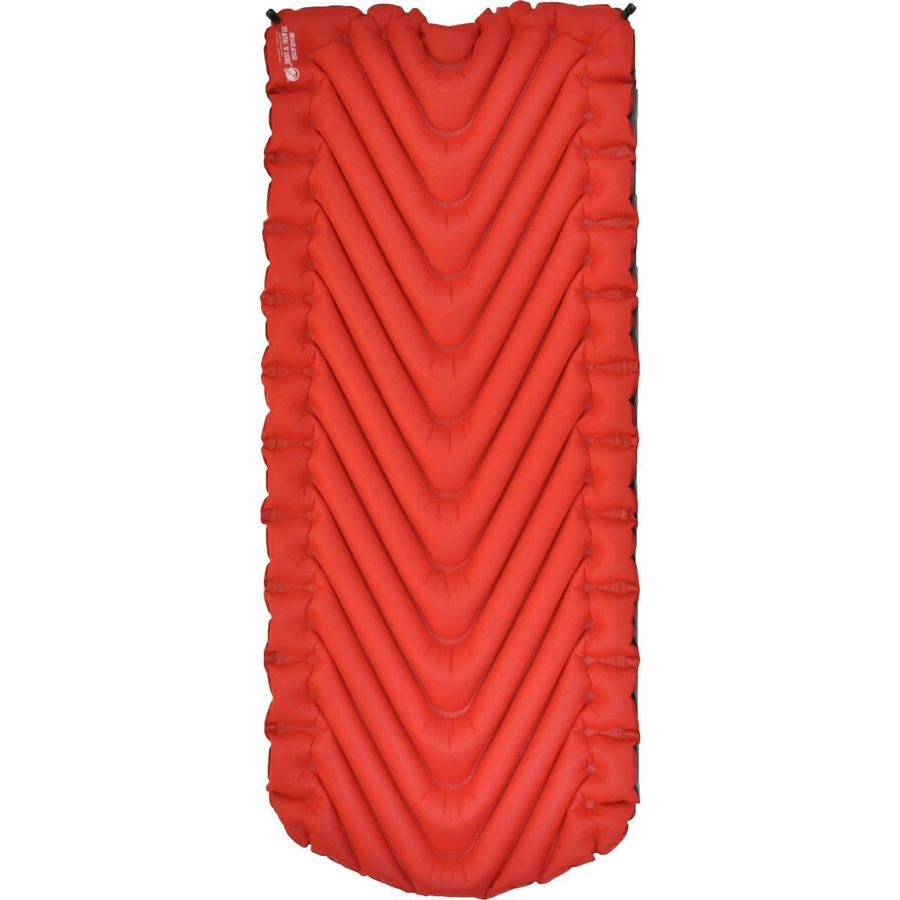 Klymit Insulated Static V Luxe Sleeping Pad Backcountry Com