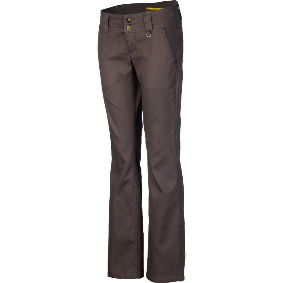 Convertible pants can act as both shorts and long pants. Most travel pants come in neutral colors, such as khaki, tan, grey, brown and black. Unstoppable brands include Ex Officio, The North Face, Salomon, Arcteryx, Marmot, Mountain Hardwear, Patagonia, Prana and Royal Robbins.