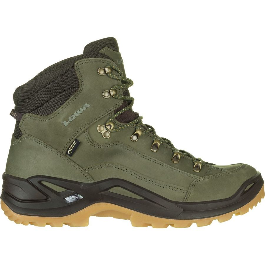Lowa Renegade Gtx Mid Hiking Boot Men S Backcountry Com