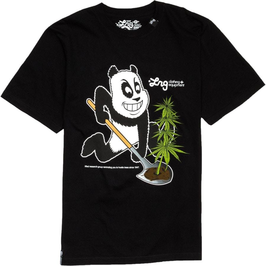 LRG Panda Strain T-Shirt - Short-Sleeve - Men's | Backcountry.com