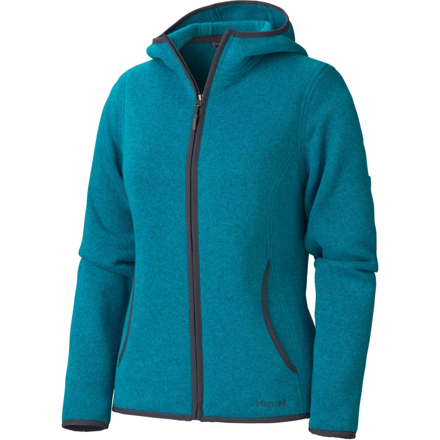The North Face Momentum Fleece Jacket (Women's) from $54 BUY NOW This jacket was made for active women, with a fleece fabric blend that's breathable, stretchy, and the just-right thickness — not too heavy, not too thin.