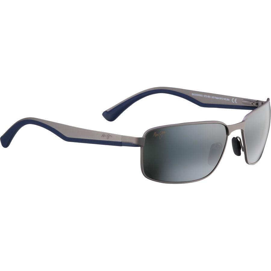 Maui Jim Backswing Polarized Sunglasses | Backcountry.com